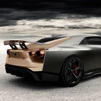 El espectacular Nissan GT-R50 será un coche de producción, pero sólo 50 unidades nada asequibles