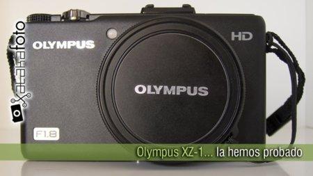 Olympus XZ-1, probamos una compacta de gama alta muy luminosa