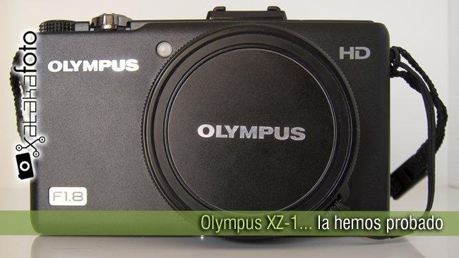 Olympus XZ-1 nuestra prueba