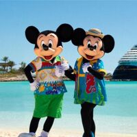 En el verano de 2022 podremos volver a viajar y Disney nos propone un fantástico crucero en familia por el Mediterráneo, Europa o Caribe