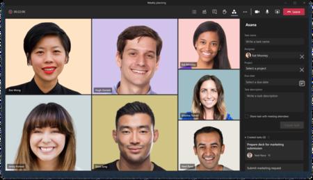 Asana se integra con Zoom, Slack o Teams, entre otras nuevas aplicaciones, para facilitar el trabajo de equipos distribuidos