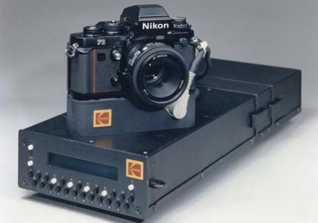 Kodak Hawkeye II, la cámara digital que conquistó a la NASA nada menos que en 1991