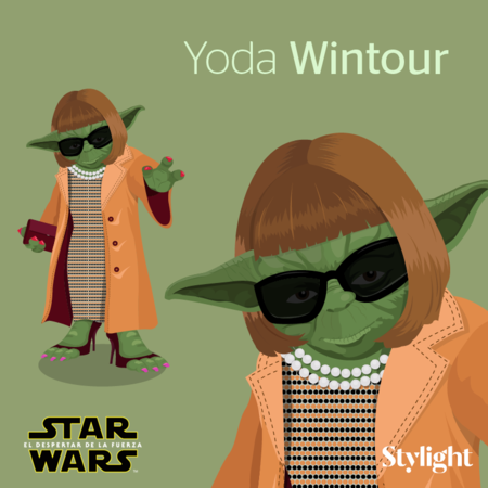 Stylight Star Wars Yoda Wintour