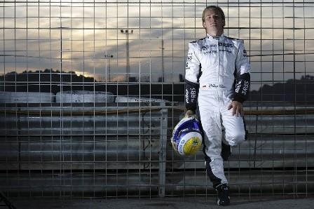 Michael Schumacher, impresionado con Nico Rosberg