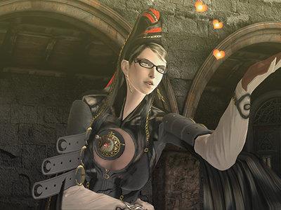 Bayonetta llega el día de hoy a Steam con varias mejoras gráficas y soporte para 4K