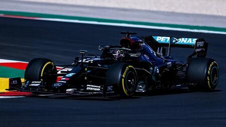 Hamilton Portimao F1 2020