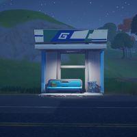 Desafío Fortnite: visita paradas de bus distintas en una misma partida
