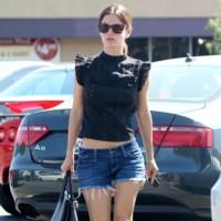 Rachel Bilson Vaqueros Shorts
