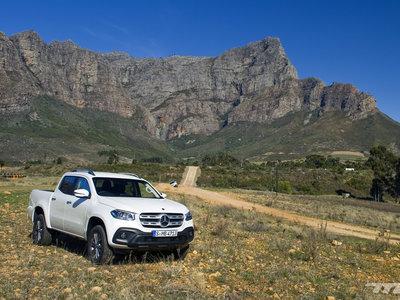 Mercedes-Benz Clase X, primeras impresiones a bordo: un pick-up refinado, cómodo y capaz