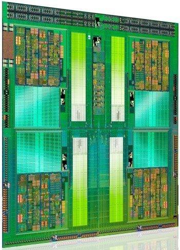 AMD FX die