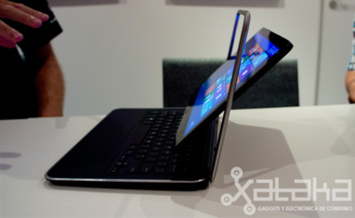 Dell XPS Duo 12, toma de contacto