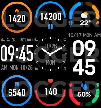Xiaomi Mi Band 6 Mejoras Caratulas