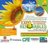 Expo Internacional de Energías Renovables 2011