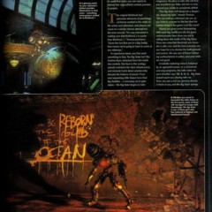 Foto 9 de 11 de la galería bioshock-2-scans-revista en Vida Extra