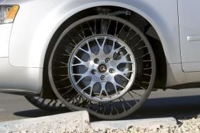 Michelín desarrolla unas ruedas sin cámara de aire