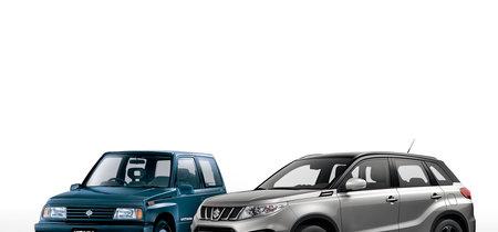 Un clásico que sigue vivo: el Suzuki Vitara ya ha alcanzado los tres millones de unidades