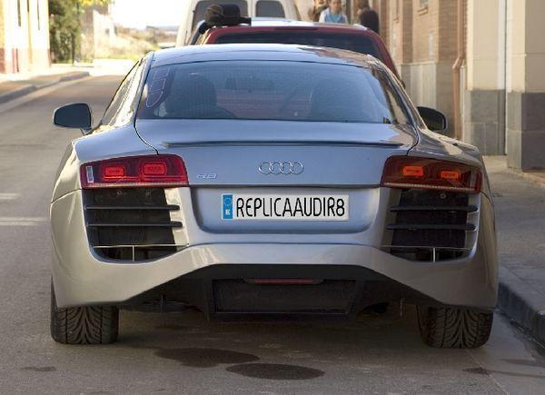 Foto de Un Audi R8 basado en el Mercury Cougar (1/15)