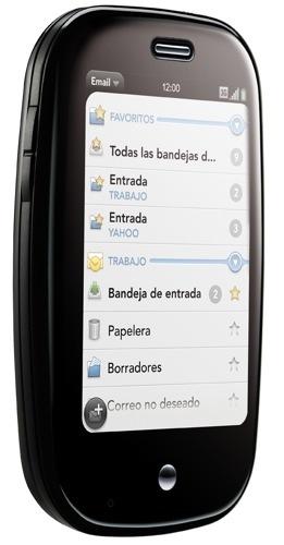 Palm Pre: precios y fecha de disponibilidad con Movistar