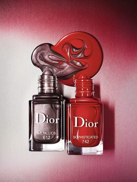 Dior Fall 2017 Metallics Collection 6