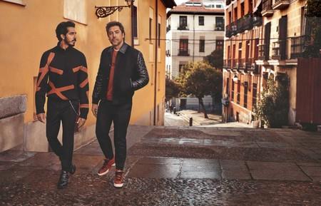 Javier Bardem Y Las Calles De Madrid Protagonizan La Campana De Invierno De Ermenegildo Zegna 7
