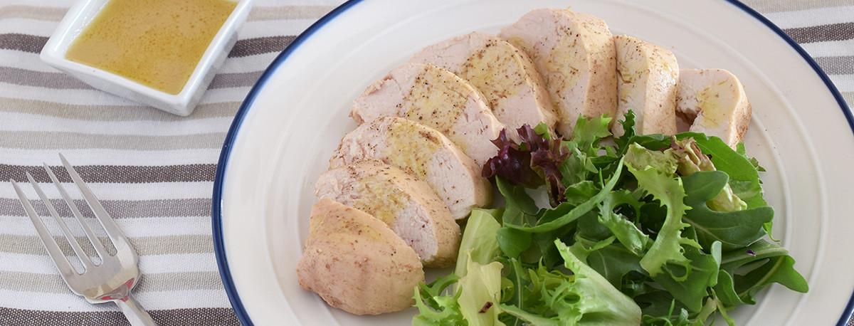 que cocinar con restos de pollo cocido