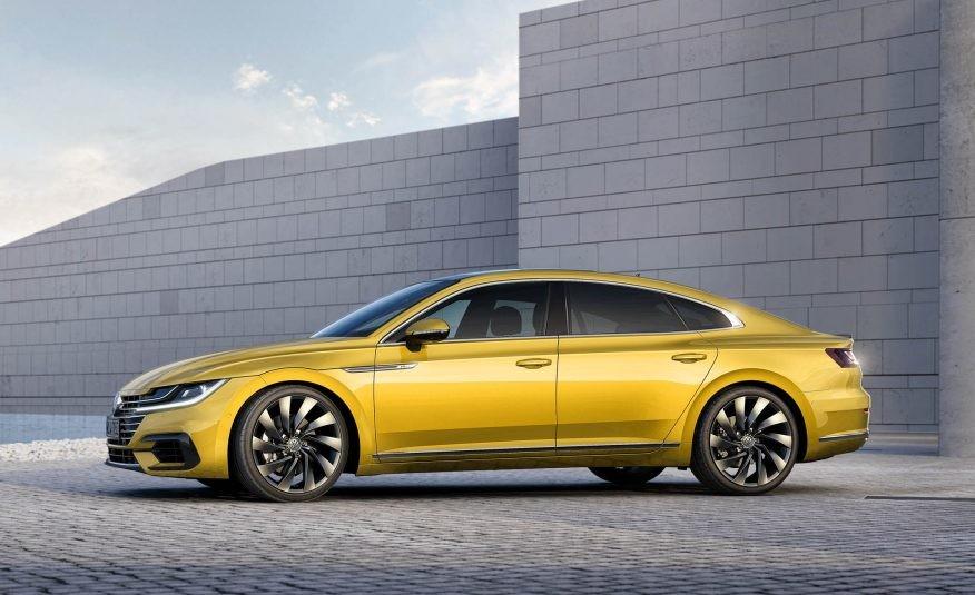 Foto de Volkswagen Arteon (2/11)