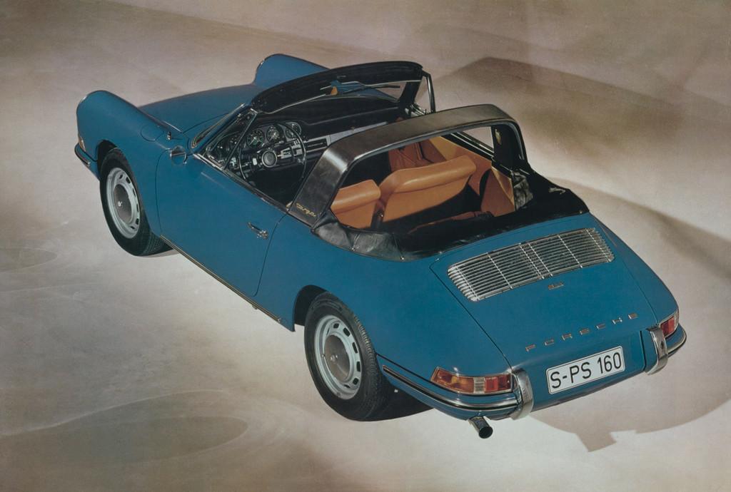 Foto de Evolución del Porsche 911 (13/30)