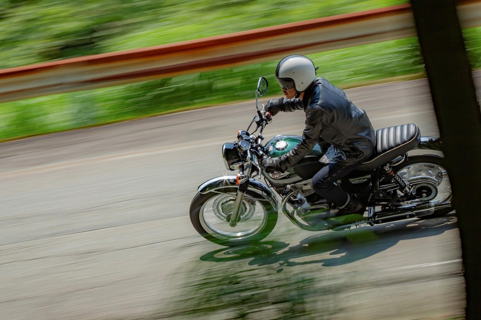 Foto de Kawasaki W800 2020 (7/48)
