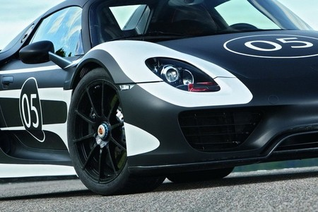 El Porsche 918 Spyder contará con el Race Track Package como preparación opcional