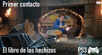 'El libro de los hechizos' para Wonderbook de PS3: primer contacto