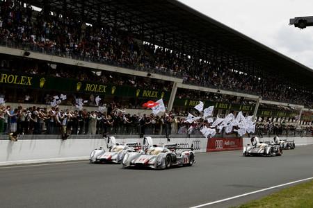 Audi Victoria Le Mans 2012
