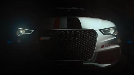 ¿Un Audi RS5 para correr Pikes Peak?