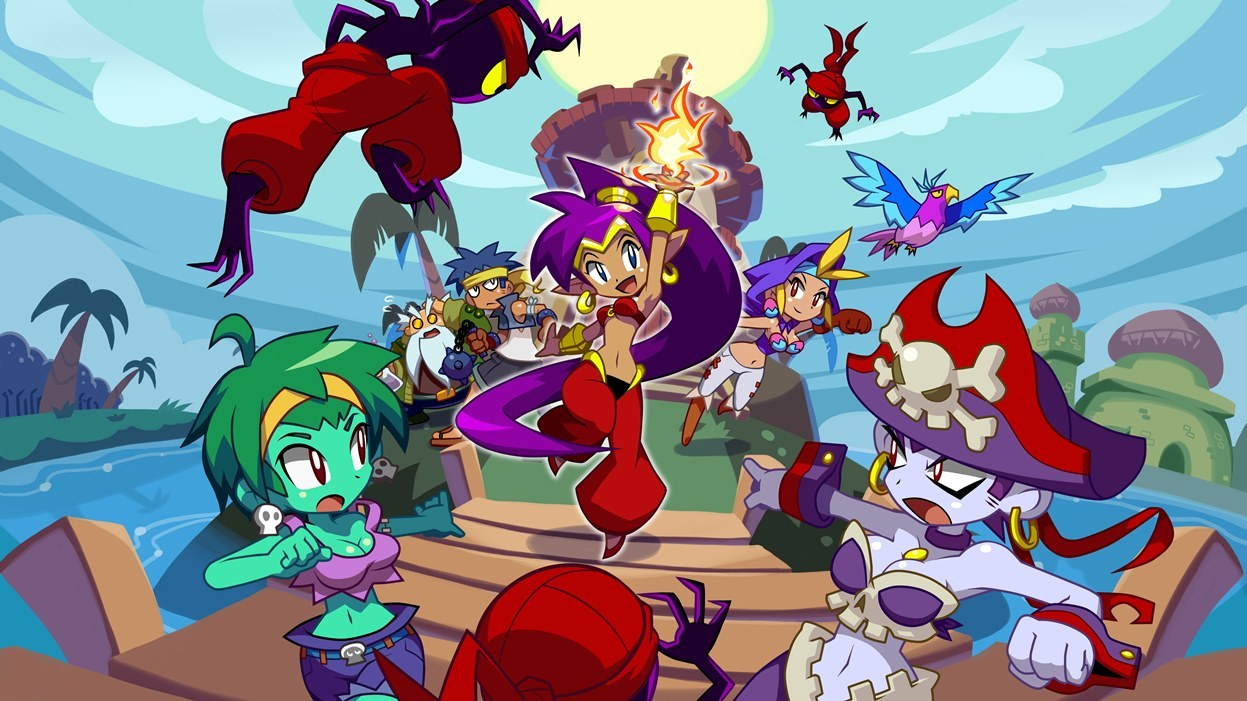Foto de Shantae: Half-Genie Hero (11/16)