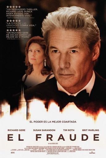 'El fraude', tráiler y cartel de la nueva película con Richard Gere