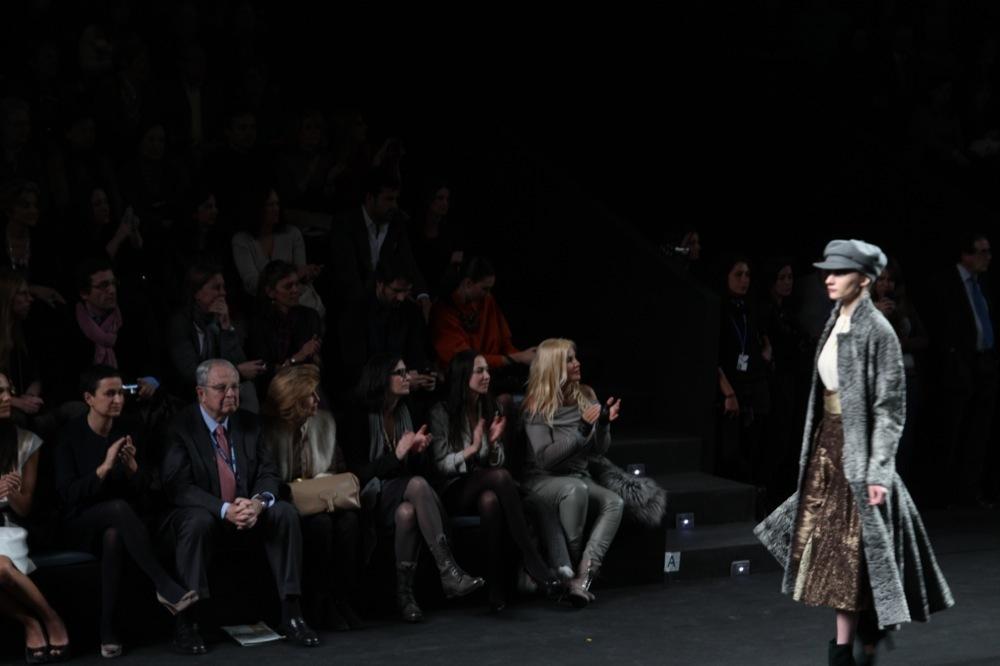 Foto de Jesús del Pozo en la Cibeles Fashion Week Otoño-Invierno 2011/2012 (5/71)