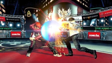 El nuevo King of Fighters XIV borda los movimientos de las entregas anteriores