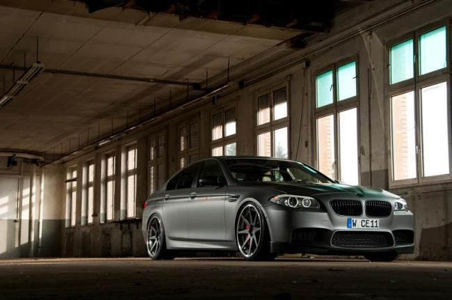 Manhart Racing MH5 S Biturbo