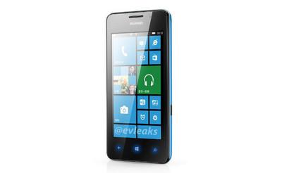 Filtrada imagen del Ascend W2, el nuevo Windows Phone de Huawei