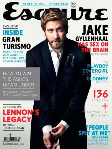 Jake Gyllenhaal, por favor, aféitate ya