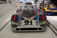 Los Porsche de las 24 Horas de Le Mans