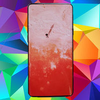 Samsung Galaxy S10: lector de huellas bajo la pantalla, panel agujereado y triple cámara, según Evan Blass