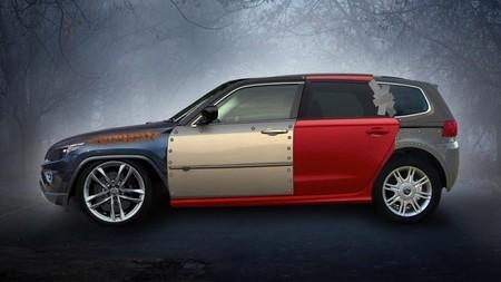 Horrific 40RR0R: así sería el Frankenstein de tus pesadillas con los coches