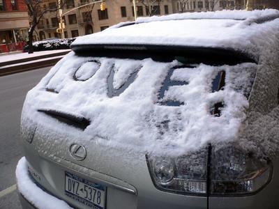 Un plan clásico para San Valentín: hacer el amor en el coche