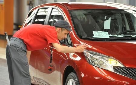 Arranca la producción europea del Nissan Note