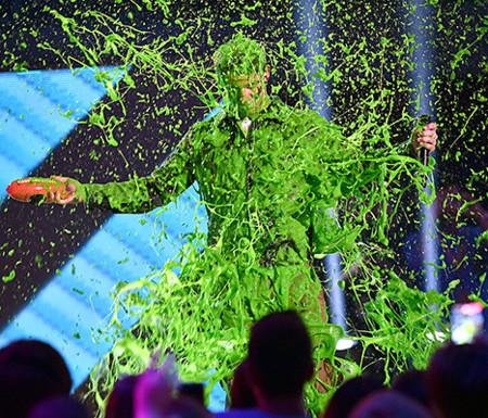 Nick Jonas Slime