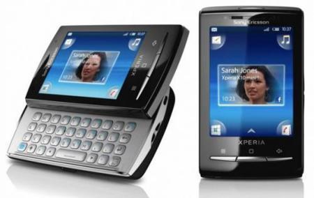Precios Sony Ericsson XPERIA X10 mini PRO con Vodafone