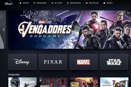 Disney+: cuánto ocupa un capítulo de serie, película o documental según la calidad de descarga