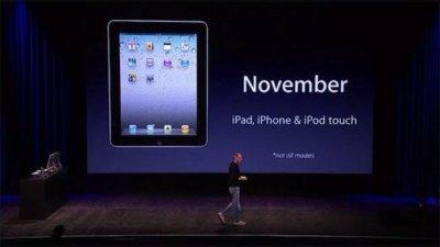 ¿Veremos un nuevo iPad antes de Navidad?
