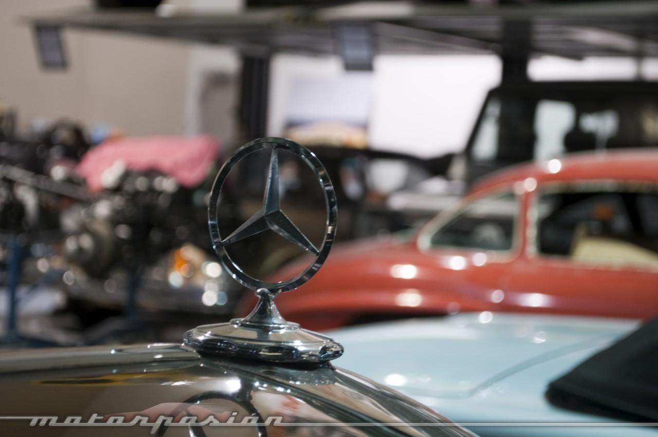 Foto de Mercedes-Benz Classic Center en Irvine, California (13/14)