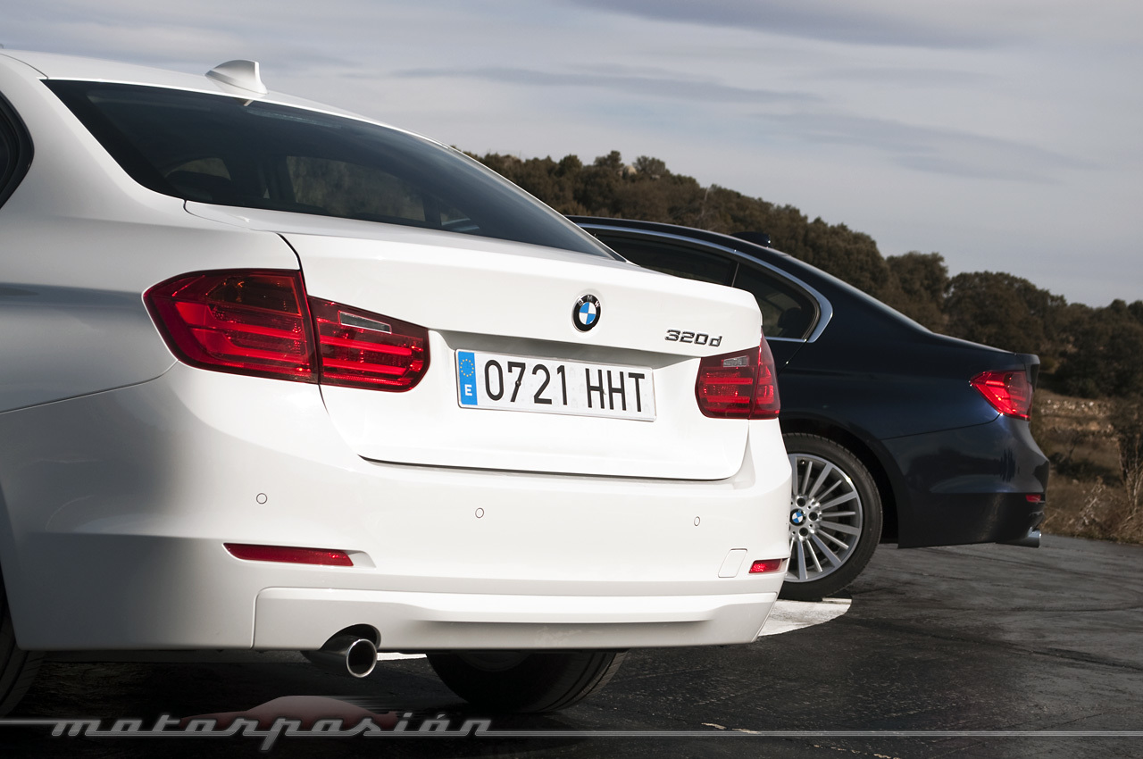 Foto de BMW Serie 3 (presentacion) (12/18)